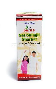 Sat Shilajit Sharbat