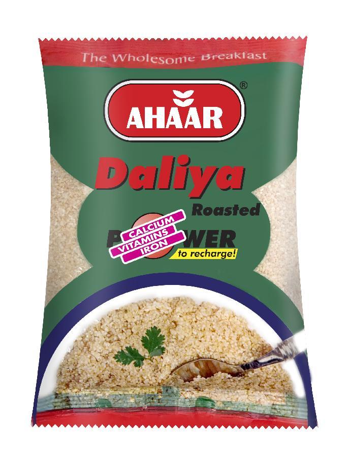 Roasted Daliya