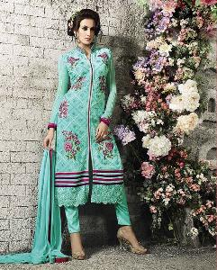 GEORGETTE DESIGNER DRESS