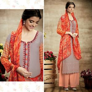 Pure Soft Cotton Designer Salwar Kameez