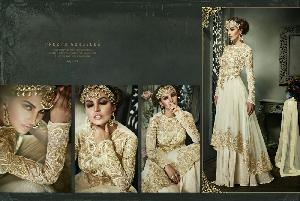 BEAUTIFUL EMBROIDERY WORK IN BLOUSE SLEEVE & DAMAN