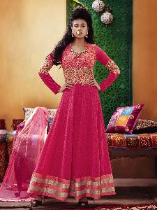 Georgette Exclusive Readymade Designer Salwar Kameez