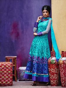 Net Exclusive Readymade Designer Salwar Kameez