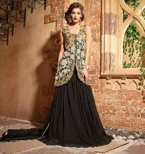 Pure Silk Designer Salwar Kameez