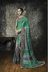PURE MANIPURI SILK Designer Saree 3001