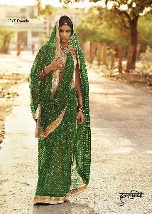 Bandhani Saree KKE 3565