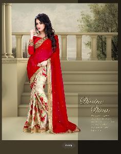 Designer Saree PF 6408