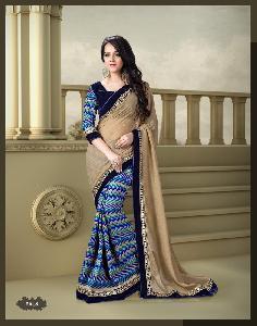 Designer Saree PF 6418