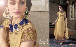 Faux Georgette Designer Salwar Kameez MA AR 7002