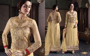 Faux Georgette Designer Salwar Kameez MA AR 7006