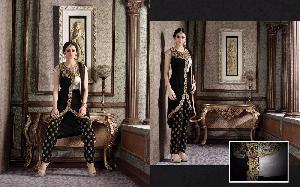 Faux Georgette Designer Salwar Kameez MA AR 7007