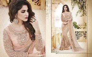 Exclusive Embroidered Saree MA NO BA 8721