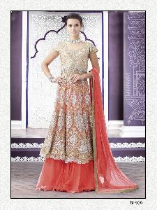 Exclusive Embroidered Designer Lahenga