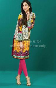 Lawn Cotton Pakistani Kurti