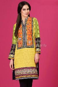 Designer Pakistani Lawn Cotton Kurti