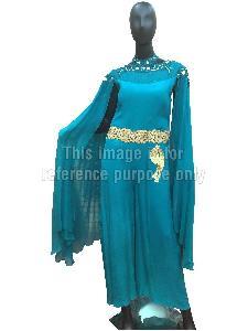 Cerulean Coloured Jumpsuit Dress