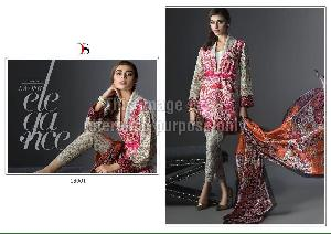Printed Short Length Kurti