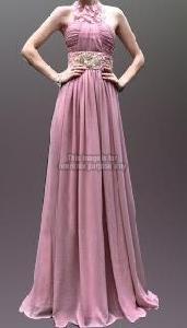 Elegant Sleeveless Evening Gown