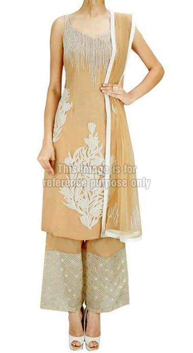 Graceful Sandcastle Fusion Wear