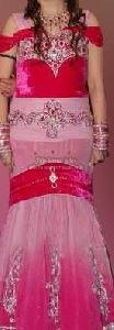 Pink Engagement Gown