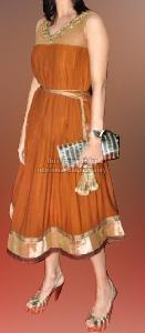 Dia Mirza Knee Length Dress