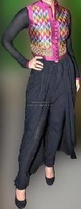 Appealing Black Fusion Wear