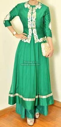 Fern Green Jacket Dress